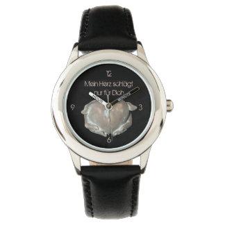 """mi corazón"" by mysteryella reloj"