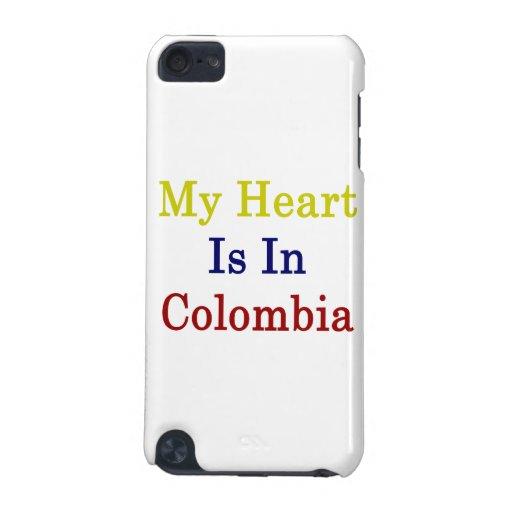 Mi corazón está en Colombia