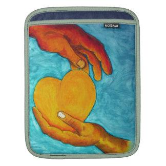 Mi corazón está en su pintura original del ~ de manga de iPad