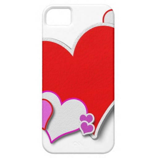 Mi corazón iPhone 5 funda