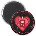 Mi corazón no es su imán de iPod