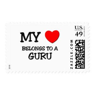 Mi corazón pertenece a GURU Envio