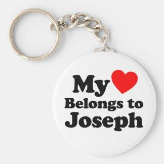 Mi corazón pertenece a José Llavero