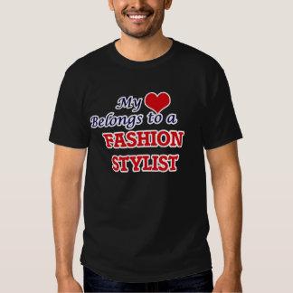 Mi corazón pertenece a un estilista de la moda playera
