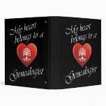 Mi corazón pertenece a un Genealogist