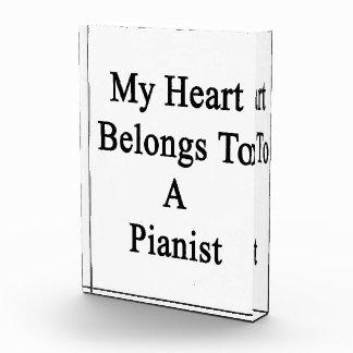 Mi corazón pertenece a un pianista