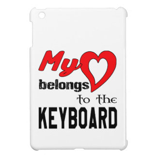Mi corazón pertenece al teclado