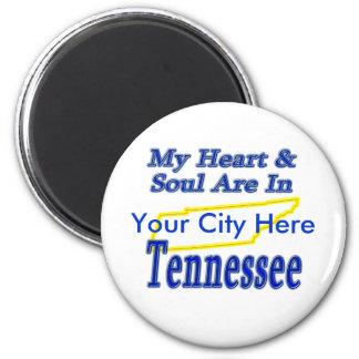 Mi corazón y alma están en Tennessee Iman