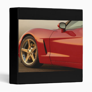 """Mi Corvette rojo Carpeta 1"""""""