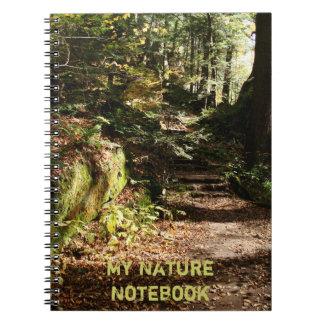 Mi cuaderno de la naturaleza