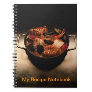 Mi cuaderno de la receta