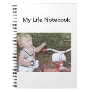 Mi cuaderno de la vida