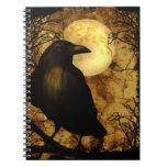 Mi cuaderno del cuervo