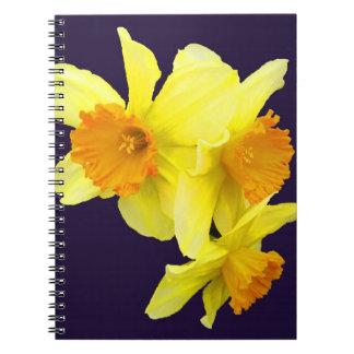 Mi cuaderno del narciso (añada su nombre)