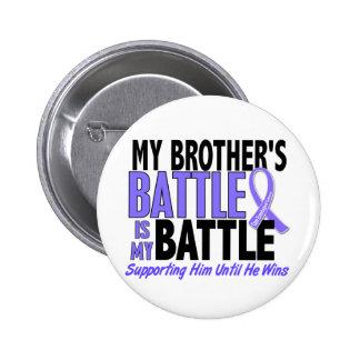 Mi de la batalla cáncer del esófago de Brother tam Pins
