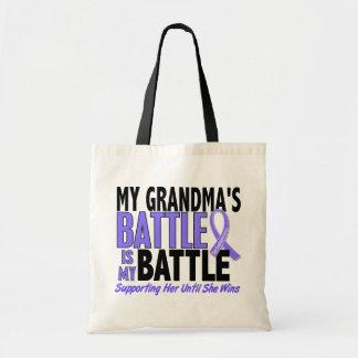 Mi de la batalla cáncer del esófago de la abuela bolsa tela barata