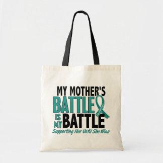Mi de la batalla cáncer ovárico de la madre