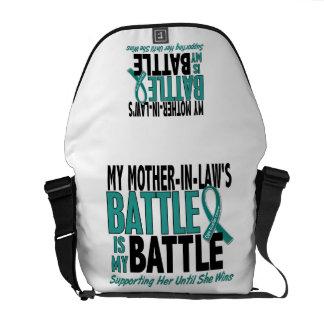 Mi de la batalla cáncer ovárico de la suegra tambi bolsas de mensajería
