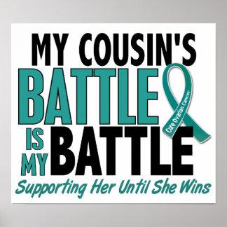 Mi de la batalla cáncer ovárico del primo también impresiones