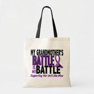 Mi de la batalla cáncer pancreático de la abuela t bolsas de mano