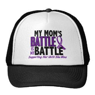 Mi de la batalla cáncer pancreático de la mamá tam gorro de camionero