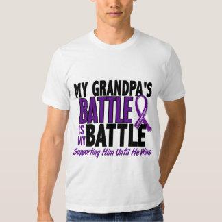 Mi de la batalla cáncer pancreático del abuelo polera