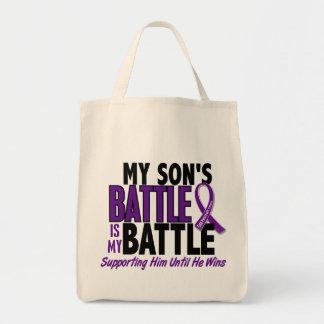 Mi de la batalla cáncer pancreático del hijo tambi bolsas