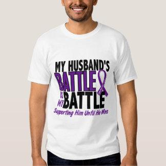 Mi de la batalla cáncer pancreático del marido polera