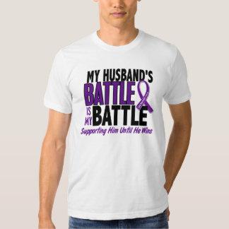 Mi de la batalla cáncer pancreático del marido remera