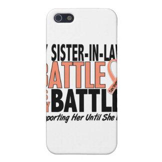 Mi de la batalla cáncer uterino de la cuñada tambi iPhone 5 cobertura