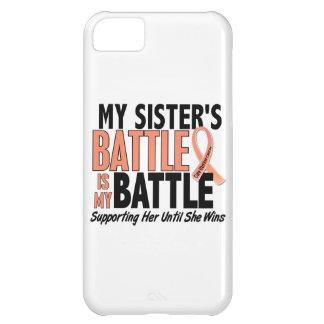 Mi de la batalla cáncer uterino de la hermana tamb