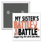 Mi de la batalla cáncer uterino de la hermana tamb pins