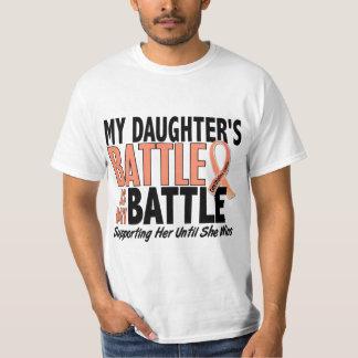 Mi de la batalla cáncer uterino de la hija también playeras