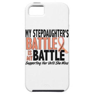 Mi de la batalla cáncer uterino de la hijastra tam iPhone 5 Case-Mate carcasa
