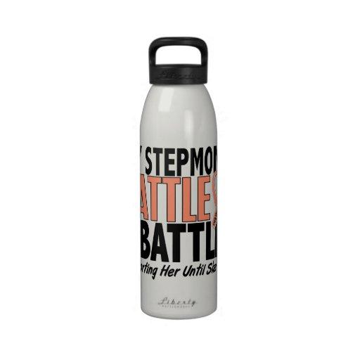 Mi de la batalla cáncer uterino de la madrastra ta botella de beber