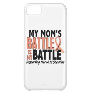 Mi de la batalla cáncer uterino de la mamá también