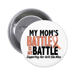 Mi de la batalla cáncer uterino de la mamá también pin