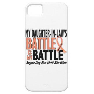 Mi de la batalla cáncer uterino de la nuera tambié iPhone 5 Case-Mate coberturas