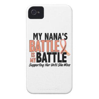 Mi de la batalla cáncer uterino de Nana también Case-Mate iPhone 4 Cobertura