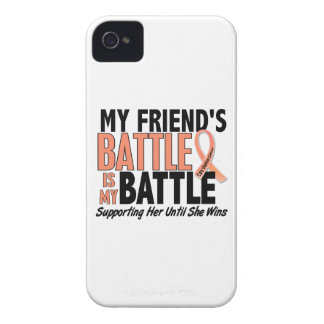 Mi de la batalla cáncer uterino del amigo también Case-Mate iPhone 4 carcasa