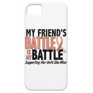 Mi de la batalla cáncer uterino del amigo también iPhone 5 coberturas