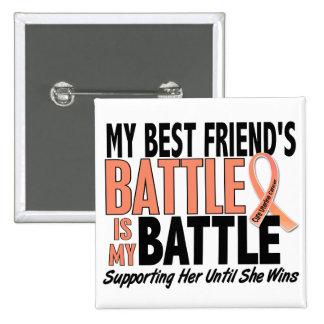 Mi de la batalla cáncer uterino del mejor amigo ta pin