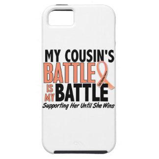 Mi de la batalla cáncer uterino del primo también iPhone 5 Case-Mate protectores