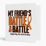 Mi de la batalla leucemia del amigo también