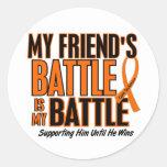 Mi de la batalla leucemia del amigo también etiquetas