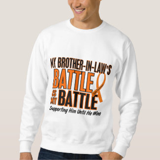 Mi de la batalla leucemia del cuñado también pulovers sudaderas