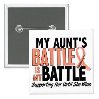 Mi de la batalla tía Uterine Cancer también Pins