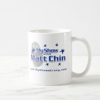 Mi demostración con la taza de Matt Chin