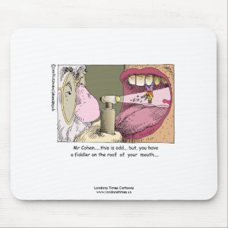 Mi dentista judío Mousepad divertido Tapete De Raton