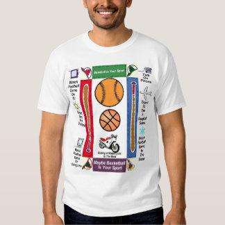¿Mi deporte preferido es? Playera